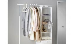 <Стойка для одежды и ее особенности