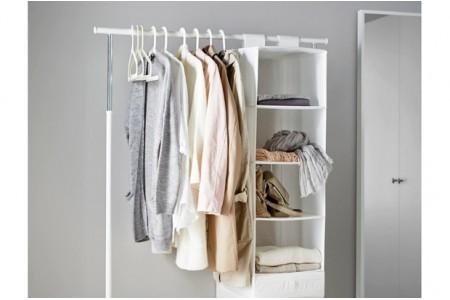 Стойка для одежды и ее особенности