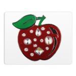 Пряжки фрукты