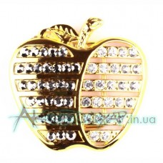 Пряжка женская для ремня яблоко 425