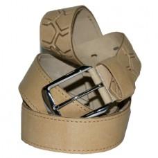 Кожаный джинсовый ремень QW 3
