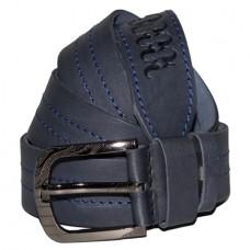 Кожаный джинсовый ремень ARISTOCRAT 4