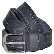 Кожаный джинсовый ремень ARISTOCRAT 6