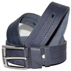 Кожаный джинсовый ремень ARISTOCRAT 17