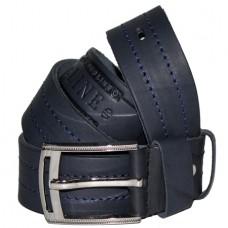 Кожаный джинсовый ремень ARISTOCRAT 15