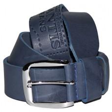 Кожаный джинсовый ремень ARISTOCRAT 14