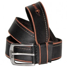 Кожаный джинсовый ремень ARISTOCRAT 11