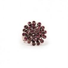 Женское кольцо Метеорит 4
