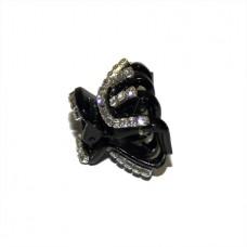 Заколка краб Mega jewel